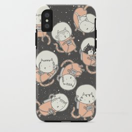 Cat-Stronauts iPhone Case