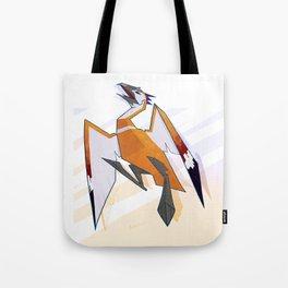 Golden Moa Tote Bag