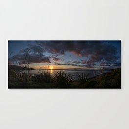Tasman Sunset Canvas Print