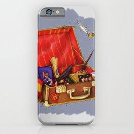 Magic Suitcase iPhone Case