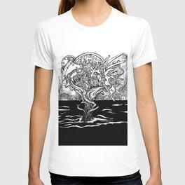Islands of Solitude T-shirt