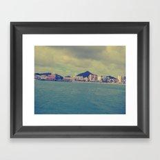 St. Maarten  Framed Art Print