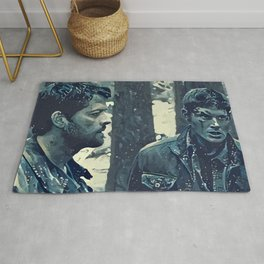 Angel & Hunter Rug