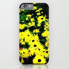Yellow Flowers (Edited)  Slim Case iPhone 6s