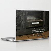 bugs Laptop & iPad Skins featuring ?!? Computer Bugs!?! by IowaShots