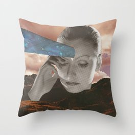 Seer Throw Pillow