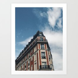 lets move in? Art Print