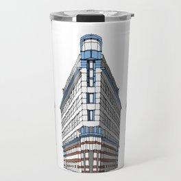 69 Leadenhall Street Sir Terry Farrell London Travel Mug