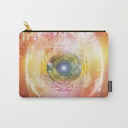 Consciousness Arising - 3/3 Carry-All Pouch