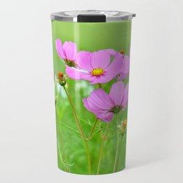 Summer meadow cosmea 033 Travel Mug