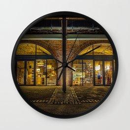 Art Studios. Wall Clock
