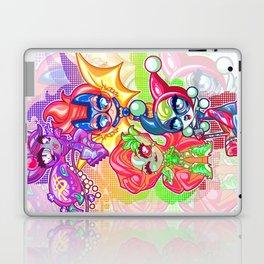 Chibi Gotham Girls Laptop & iPad Skin