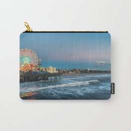 Wheel of Fortune - Santa Monica, California Carry-All Pouch