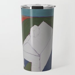 Monolith 01 by Steve Hartman Fine Art Travel Mug