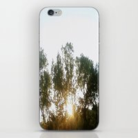 chill iPhone & iPod Skins featuring Chill by stefani187
