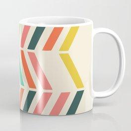 Color line pattern Coffee Mug