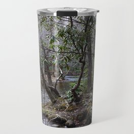 By the Creekside Travel Mug