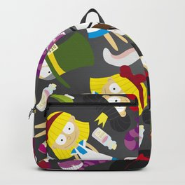 Alice and the gang Backpack