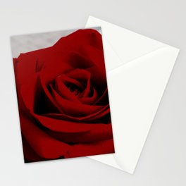 First Rose Stationery Cards