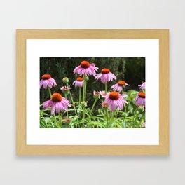 Maximum Flower Effect Framed Art Print