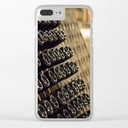 Bottle Valetta Clear iPhone Case