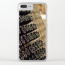 Bottle Valetta Clear iPhone Case