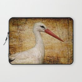 Mr. Stork Laptop Sleeve