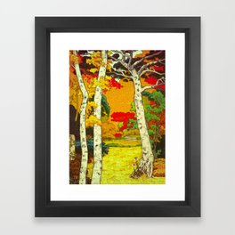 Home at Syin Framed Art Print