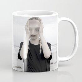 9594 alien .. strange gothic erotic photography dark magnification  surreal  Coffee Mug
