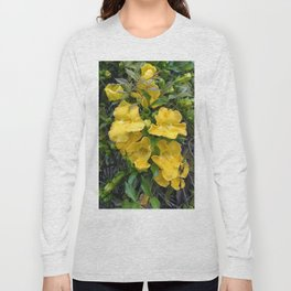 Cat's Claw Vines Long Sleeve T-shirt