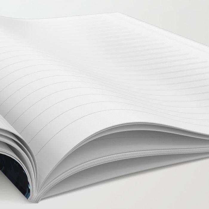Lost Black Star Notebook