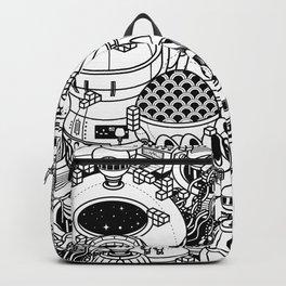 Dark Matter Space Machine Backpack