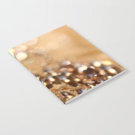 Raindrops on a Leaf Notebook