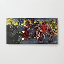 Killing Floor 2 Metal Print