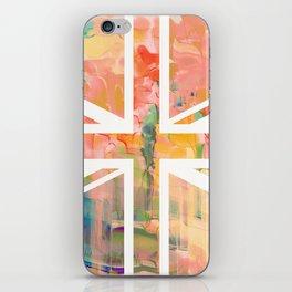 Pastel Britannia iPhone Skin