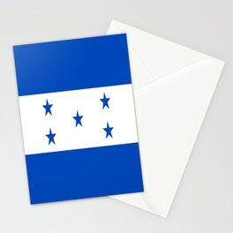 flag honduras,america,latine,spanish,Honduran, Catracho,Mesoamerican,Tegucigalpa,San Pedro,Choloma Stationery Cards