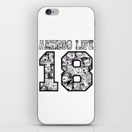 Aehego Life iPhone Skin
