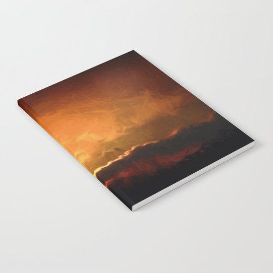 Pennsylvania Sunset Notebook