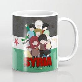 SYRIA - We're With You Coffee Mug