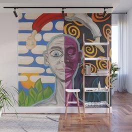 Wake and Dream Wall Mural