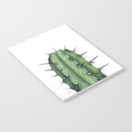 Watercolor Cactus Notebook