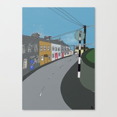 Could be Clarinbridge, co Galway. Canvas Print