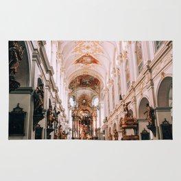 St. Peters Church Munich Rug