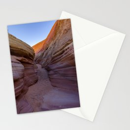 Colorful Canyon- 2, Valley of Fire State Park, Nevada Stationery Cards
