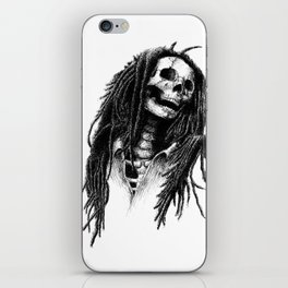 the Legend of Reggae iPhone Skin