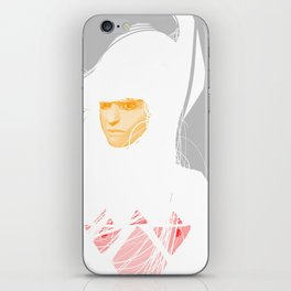 Untitled digital drawing 03 iPhone Skin