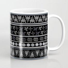 Bohemian Mud cloth Coffee Mug
