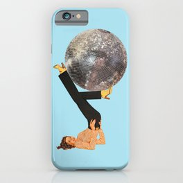 Boogie Shoes iPhone Case