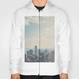Looking down on the city ... Hoody
