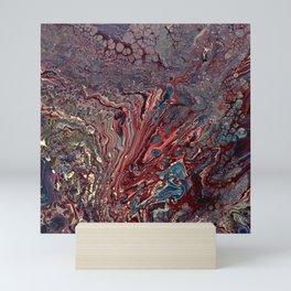 Pale Vibes Mini Art Print